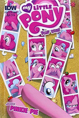 Pinkie Pie By Ted Anderson