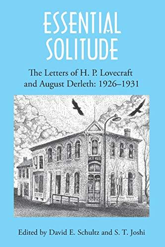 Essential Solitude von H P Lovecraft