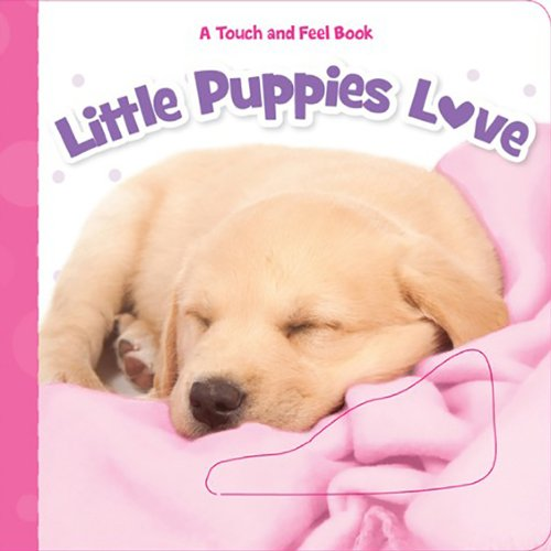 Little Puppies Love By Piggy Toes Press