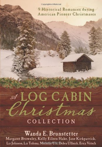 Log Cabin Christmas By Margaret Brownley