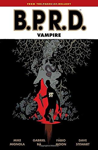 B.p.r.d.: Vampire By Mike Mignola