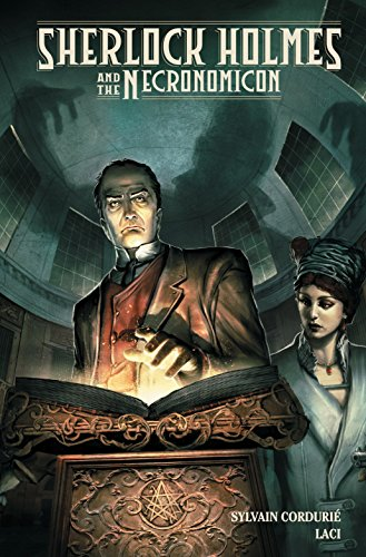 Sherlock Holmes And The Necronomicon By Sylvain Cordurie