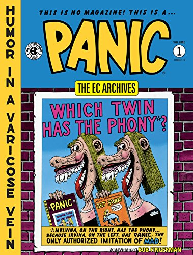 Ec Archives: Panic Volume 1 By Various