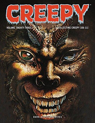 Creepy Archives Volume 23 By Bruce Jones
