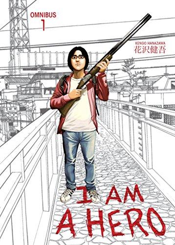 I Am A Hero Omnibus Volume 1 By Kengo Hanazawa