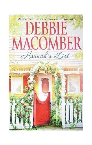 Hannah's List By Debbie Macomber