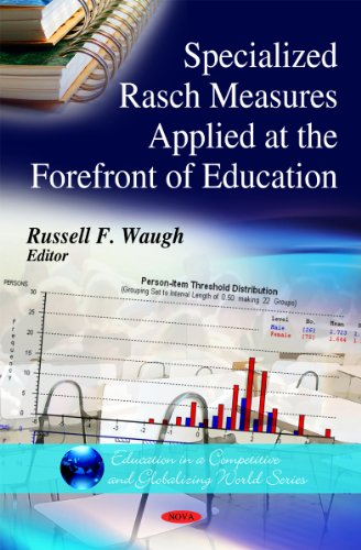 Specialized Rasch Measures Applied at the Forefront of Education By Russell F. Waugh