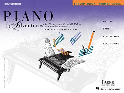 Piano Adventures - Theory Book - Primer Level By Compiled by Nancy Faber