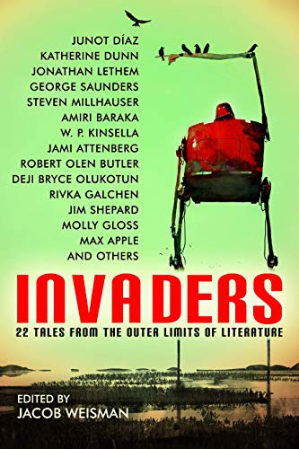 Invaders By W. P. Kinsella