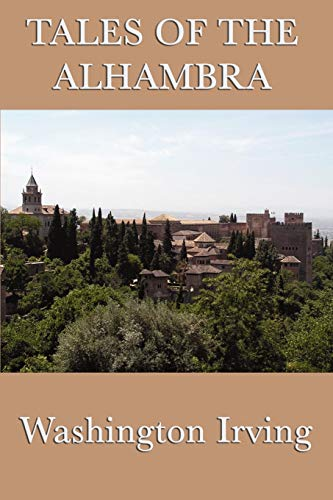 Tales of the Alhambra By Irving Washington