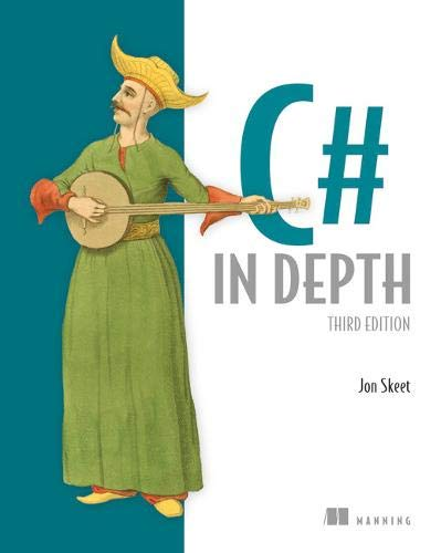 C# in Depth By Jon Skeet