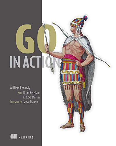 Go in Action By Brian Ketelsen