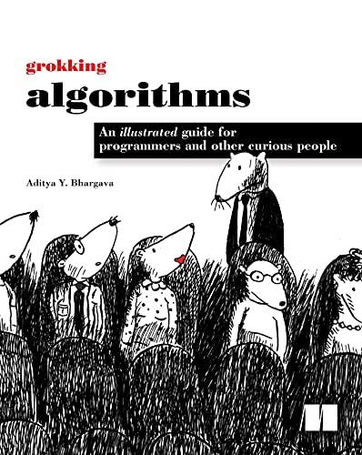Grokking Algorithms By Aditya Bhargava