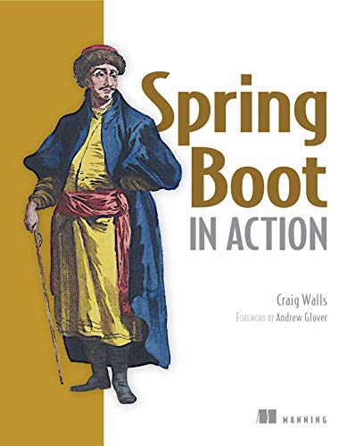 Spring Boot in Action By Craig Walls