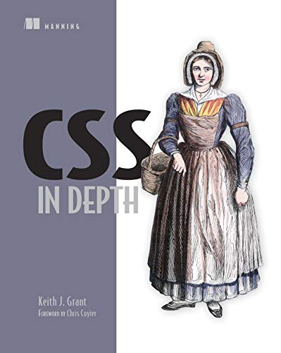 CSS in Depth By Keith J Grant