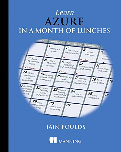 Learn Azure in a Month of Lunches By Foulds Iain