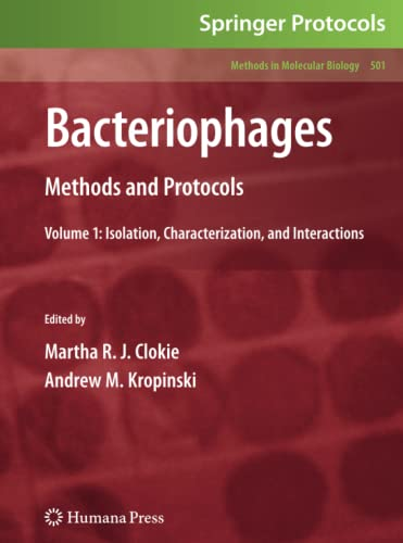 Bacteriophages By Martha R. J. Clokie