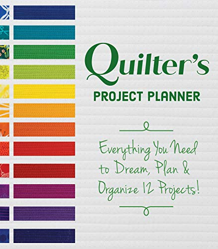 Quilter's Project Planner By Betsy La Honta