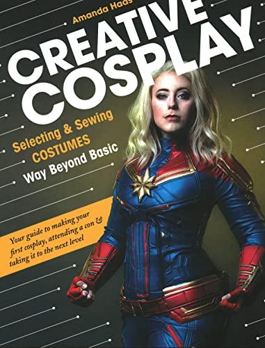 Creative Cosplay By Amanda Haas