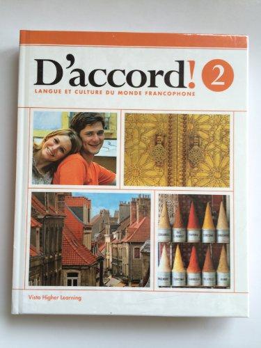 Daccord 2015 Level 2 Student Edition