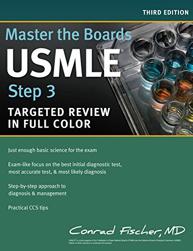 Master the Boards By Conrad Fischer, MD