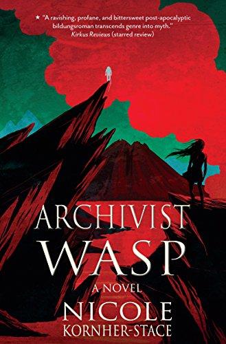 Archivist Wasp von Nicole Kornher-Stace