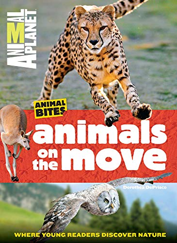 Animal Bites: Animals On the Move Where Young Readers Discover Nature