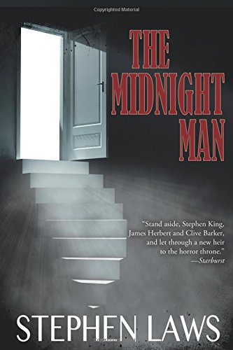 Midnight Man By Stephen Laws