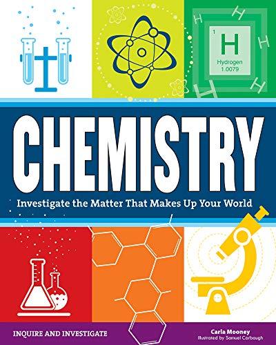 Chemistry By Carla Mooney