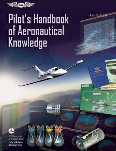 Pilot's Handbook of Aeronautical Knowledge By Federal Aviation Administration (FAA)