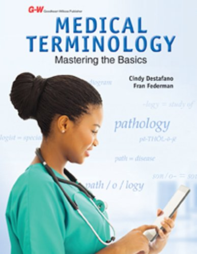 Medical Terminology By Cindy Destafano, Bs, Rt(r)