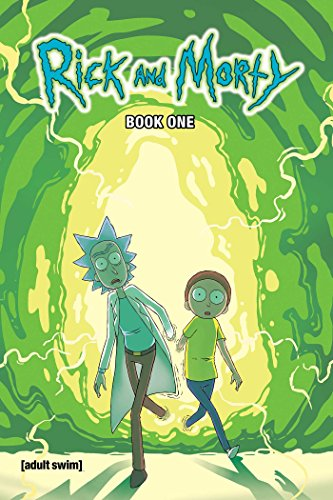 Rick and Morty Book One, Volume 1 By Zac Gorman