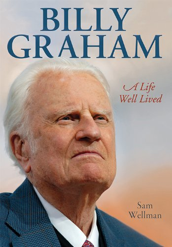 Billy Graham By Sam Wellman