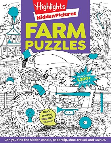 Farm Puzzles von Highlights
