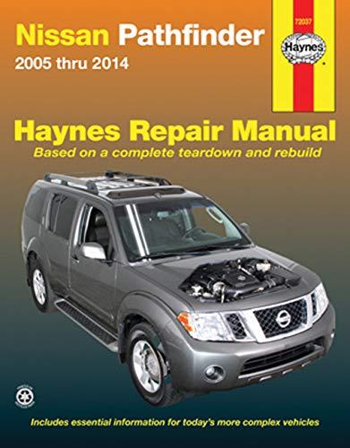 Nissan Pathfinder By Haynes Publishing