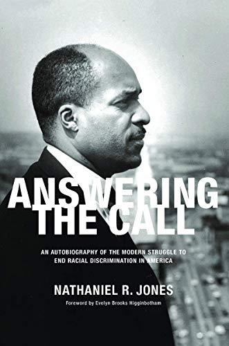 Answering The Call von Nathaniel R. Jones