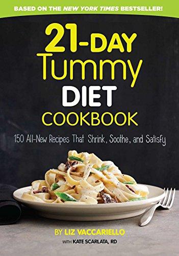 21-Day Tummy Diet Cookbook By Liz Vaccariello