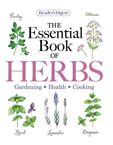 Reader's Digest the Essential Book of Herbs By Reader's Digest