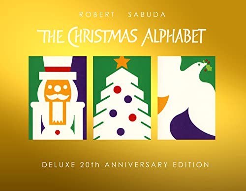 Christmas Alphabet von Sabuda