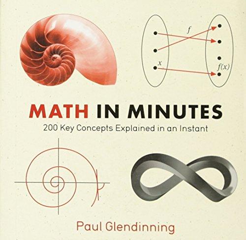 Math in Minutes By Paul Glendinning (University of Cambridge)