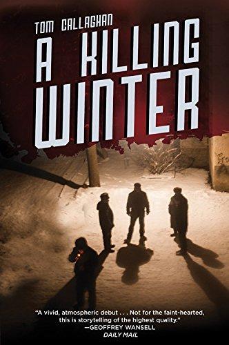 A Killing Winter (Akyl Borubaev Novel) By Tom Callaghan