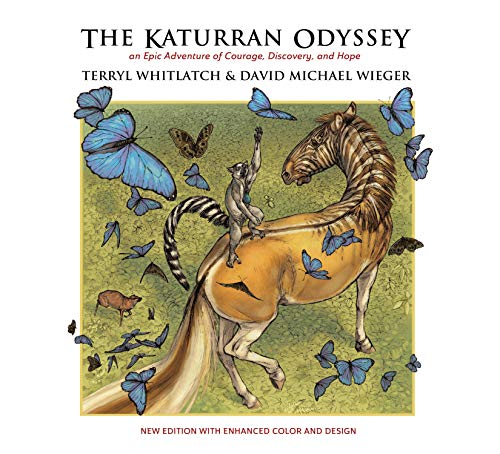 The Katurran Odyssey By Terryl Whitlatch