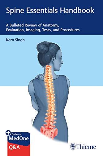 Spine Essentials Handbook By Kern Singh