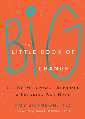 The Little Book of Big Change: The No-Willpower Approach to Breaking Any Habit By Amy Johnson