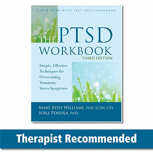 The PTSD Workbook, 3rd Edition By Mary Beth Williams