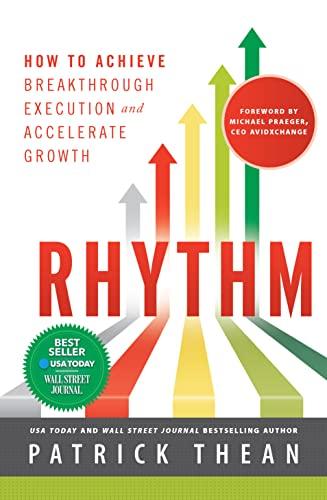 Rhythm By Patrick Thean