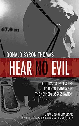 Hear No Evil By Donald Byron Thomas
