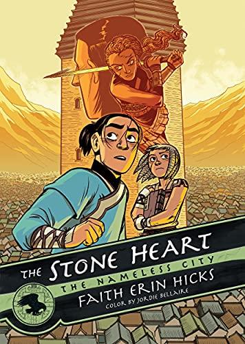 The Stone Heart von Faith Erin Hicks