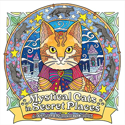 Mystical Cats in Secret Places By Honoel