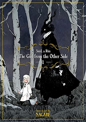 The Girl from the Other Side: Siuil, a Run By Nagabe